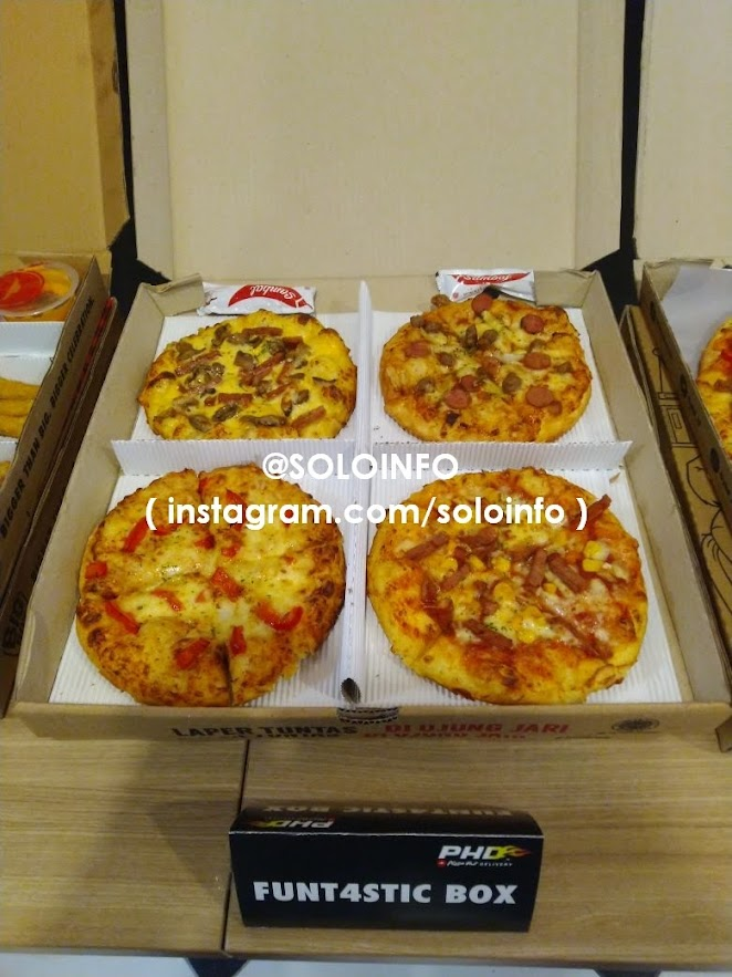 Sudah Buka Pizza Hut Delivery Solo Phd Solo Asedino