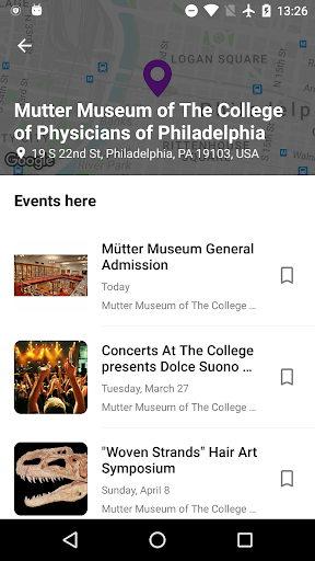 yoUR Philadelphia u2014 Things to do and events nearby 1.1 screenshots 4