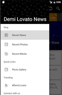 Demi News- screenshot thumbnail