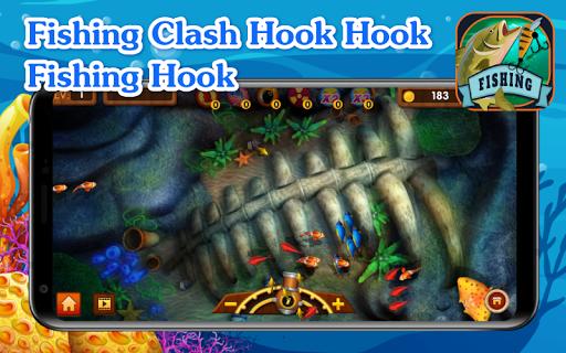 Fishing Clash Hook Hook Fishing Hook 1.1 screenshots 2