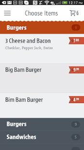 Download Bim Bam Burgers & Wings For PC Windows and Mac apk screenshot 3
