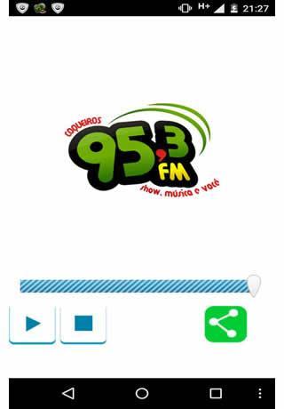 Rádio Coqueiros FM de Sobral