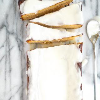 Orange Almond Cardamom Loaf Cake