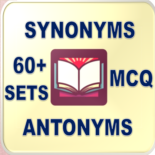 Synonyms Antonyms completely offline and free