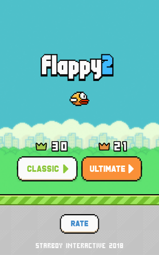 Flappy 2 - 2018 Android app 1