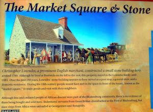Photo: The Market Square and Stone House - another local site.