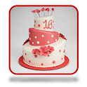 Birthday Cake Model Ideas icon