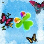 GO Launcher EX Butterfly Icon
