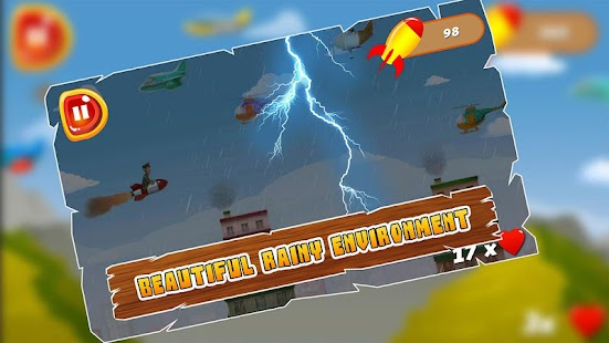 Crazy Missile- screenshot thumbnail