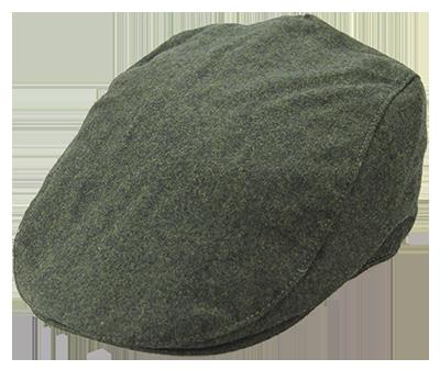 BB Green Wool Cap