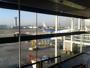 Photo: Aeropuerto Santiago de Chile