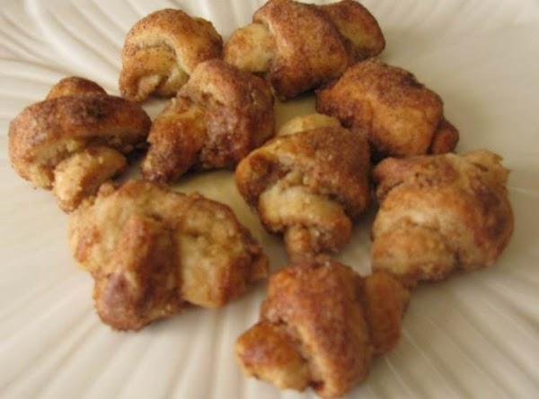 Brown Sugar & Walnut Filled Rugelach Recipe