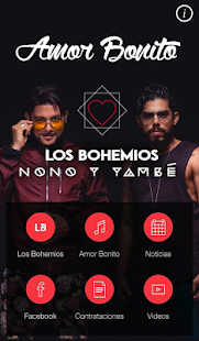 Los Bohemios - náhled