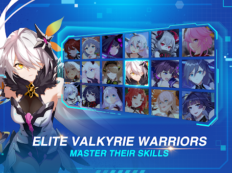 Honkai Impact 3 apk screenshot