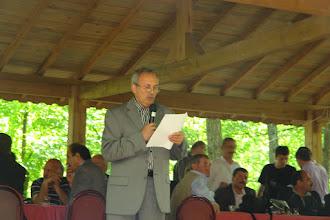 Photo: Dernek Başkanımız Sn.Şükrü Filiz'n Konuşması