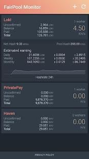 Download FairPool Monitor For PC Windows and Mac apk screenshot 4