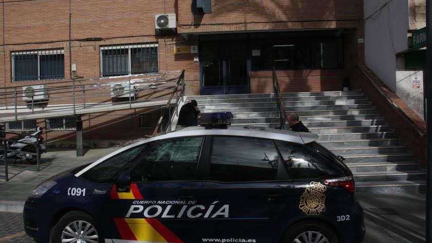 Comisaría de la Policía en El Ejido