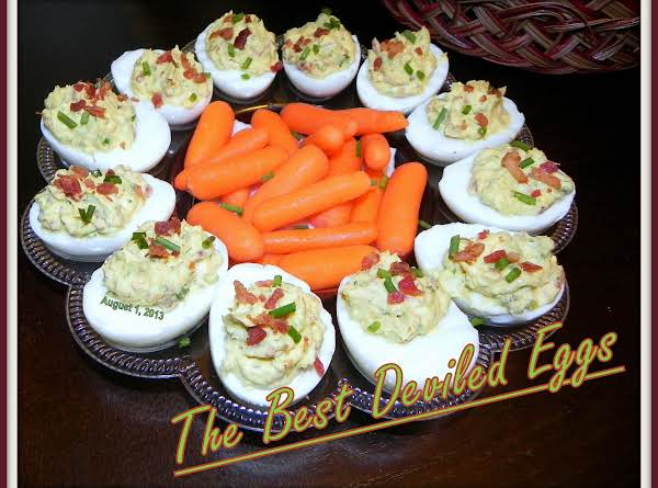 The Best Deviled Eggs Recipe
