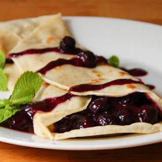 Healthy Breakfast Crepe Fillings Recipes.