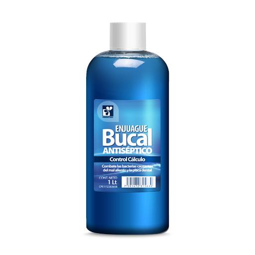 Enjuague Bucal Farmatodo Control Calculo 1Lt Tapa