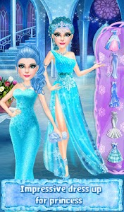 Ice Princess Salon v1.0.0