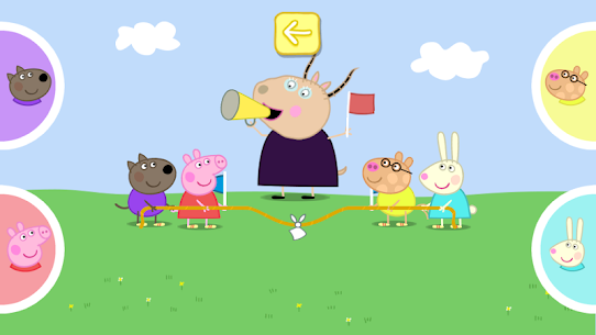 Peppa Pig: Sports Day MOD (All Stickers Are Open) 3
