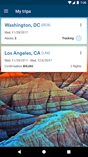 Alaska Airlines - Travel screenshot