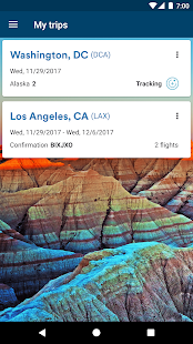 Alaska Airlines - Travel- screenshot thumbnail