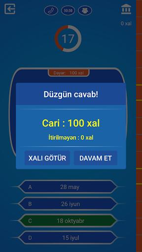 Milyonçu 2017-Azerbaijani game screenshot 7