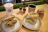 肉sandwich
