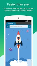 Dolphin – Best Web Browser Screenshot 1