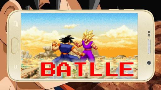 Goku Kame- Supersonic Warrior