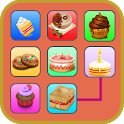 Connect Cake Game icon