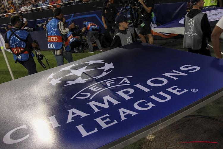 Deux cas de coronavirus : match annulé en Ligue des Champions