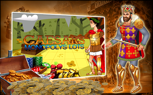 Caesars Monopolys Lots