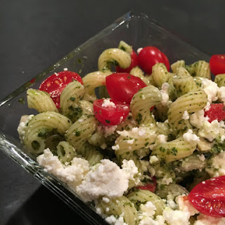 Pesto Cavatappi Recipe