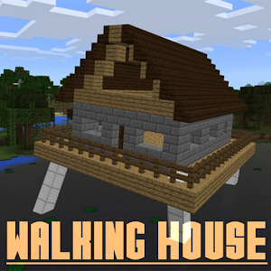 Walking House Mod PE APK | APKPure ai