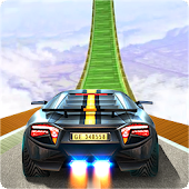 Impossible Stunt Space Car Racing 2019 Android APK Download Free By PinPrick Gamers