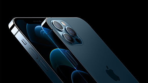 The iPhone 12 Pro and Pro Max.
