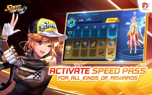 Garena Speed Drifters Screenshot