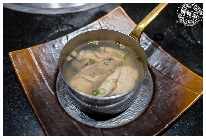 碳佐麻里日本生蠔煮