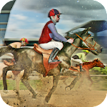 Horse Racing Simulator Icon