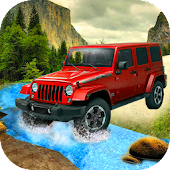 Hill Jeep Racing Climb Challenge