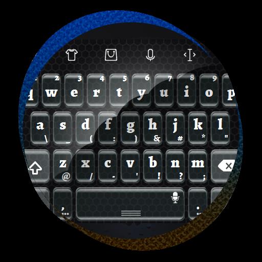 六边形图案 TouchPal 主题 個人化 LOGO-玩APPs
