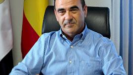 El alcalde de La Mojonera, José Miguel Hernádez.