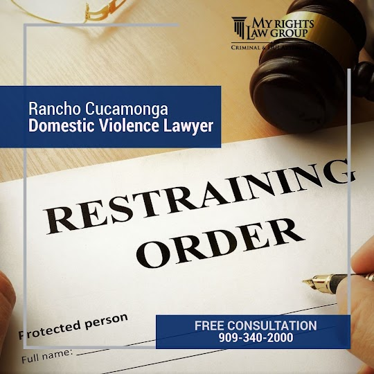 Domestic Violence Restraining Order Attorney Near Me