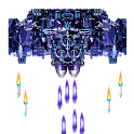 Galaxy fighter icon