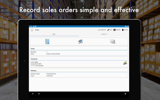 Storage Manager : Stock Tracker screenshot 11