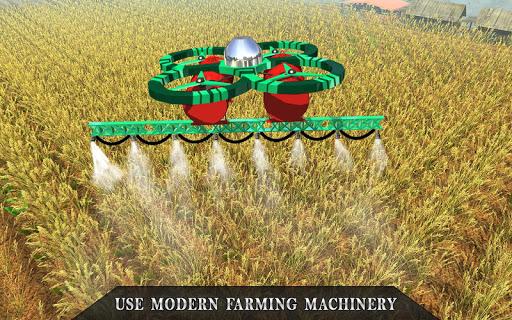 Farmer's Tractor Farming Simulator 2018 1.2 screenshots 4