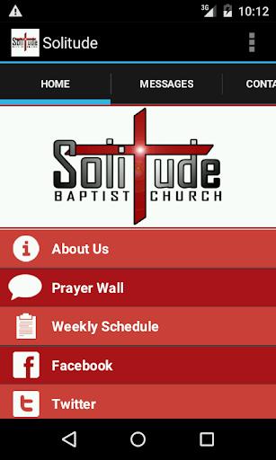 Solitude Church